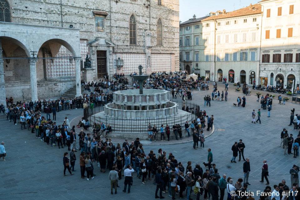 Il Festival Internazionale del Giornalismo-Perugia