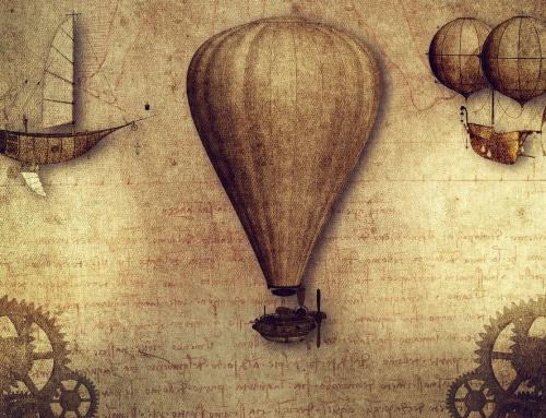 L'invenzione della mongolfiera: dall'idea al primo volo