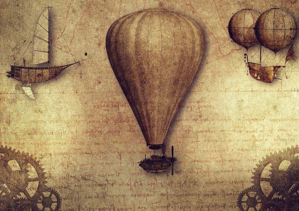 History of the hot air balloon