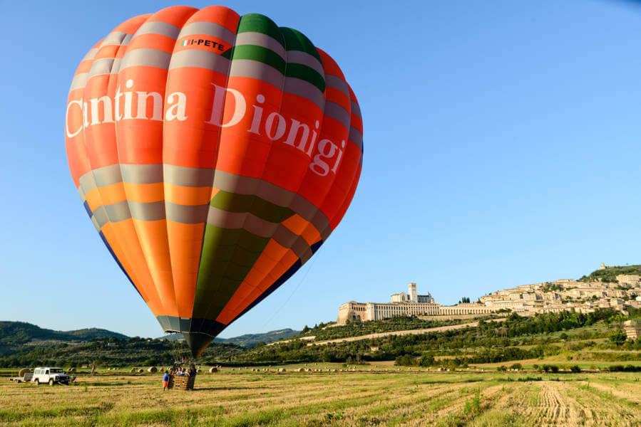 Ballooning- basics- flying -a -ho-t air- balloon