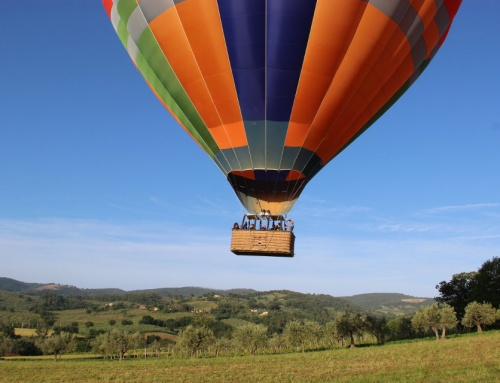 Ballooning basics: Flying a hot air balloon