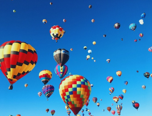 5 of the best hot air balloon festivals in Italy