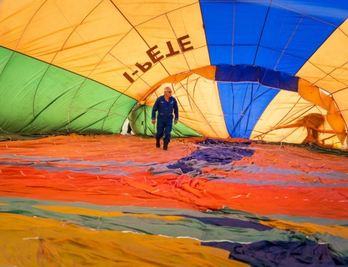 Are hot air balloon rides safe?