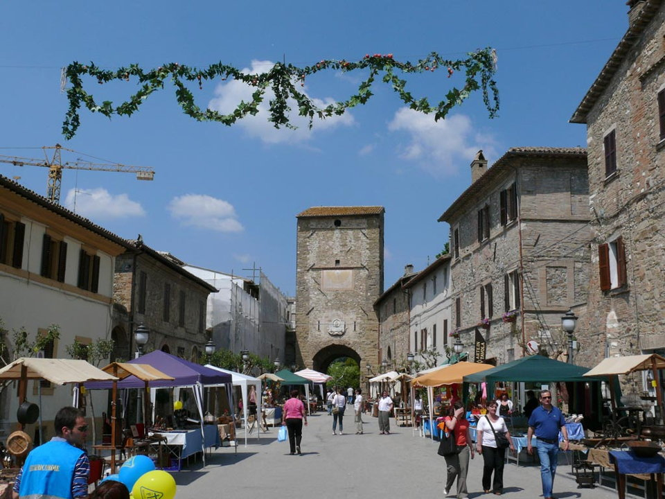 Bevagna Most beautiful places to visit in Umbria