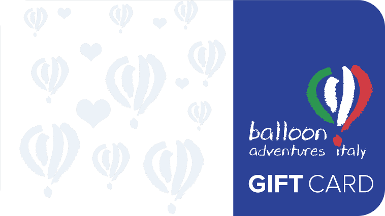 Balloon Adventures Italy Gift Card