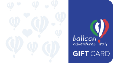 Gift Card (Carta Regalo) di Balloon Adventures Italy