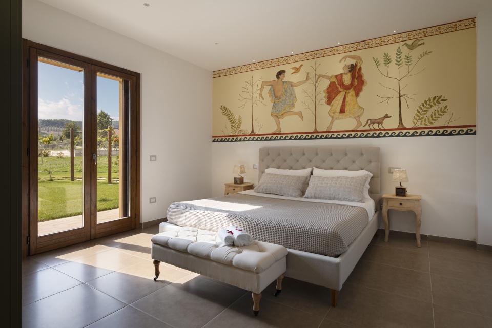 La Residenza del Pilota Suite Etrusca