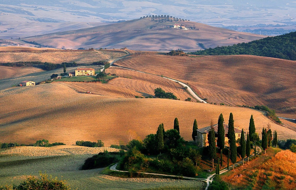 Tuscany vs Umbria: What to Expect