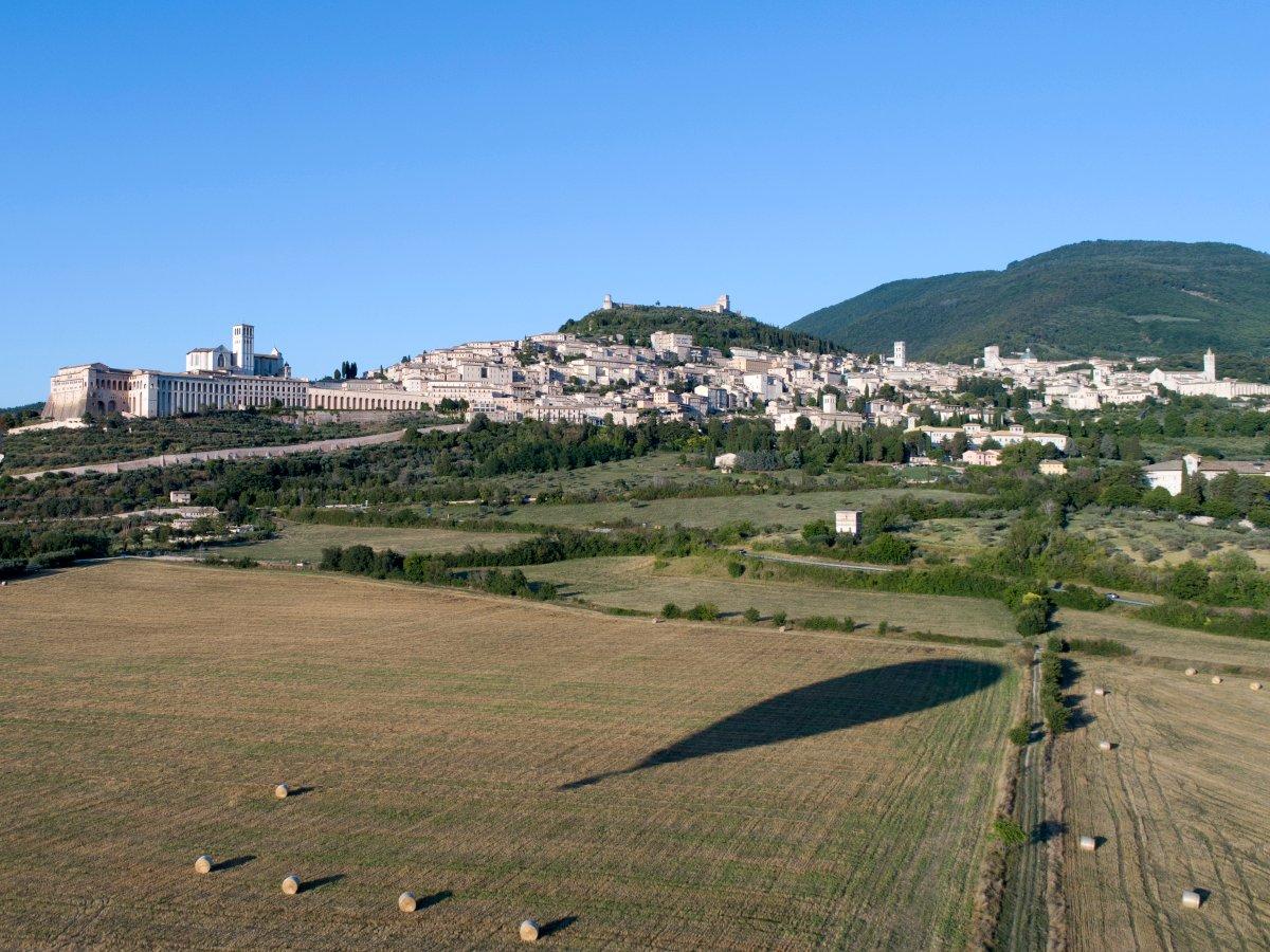Foto uniche in Umbria per il tuo profilo Instagram